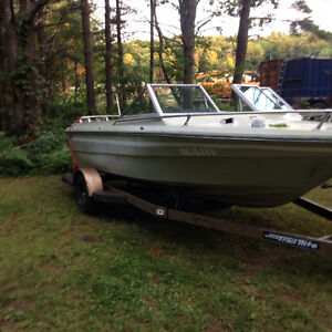 Boat and trailer best offer or trade takes it