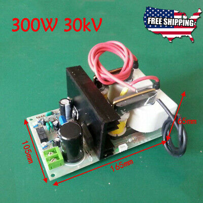 300w 30kv High Voltage Electrostatic Precipitator Power Supply For Air Cleaner