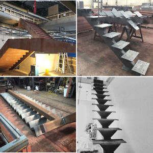 Steel Stairs by Supplier To Biggest Businesses in Toronto & GTA