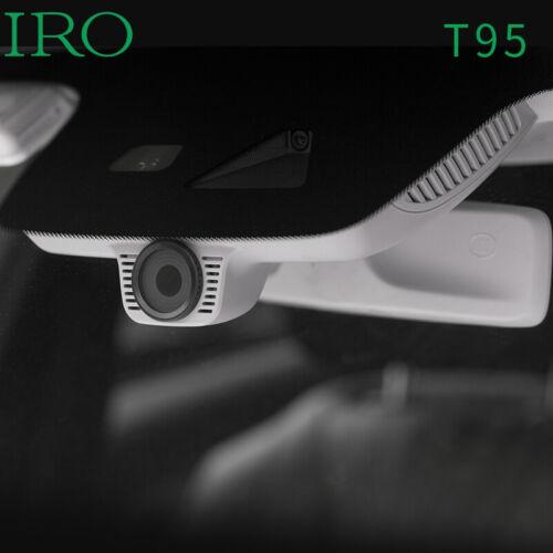 梅赛德斯奔驰E级(W213)无线智能G传感器24H停车场的IRO短跑摄像头来了
