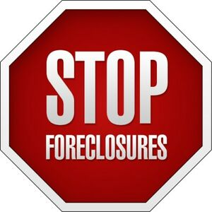 Stop Foreclosure - Save your equity, and your credit!
