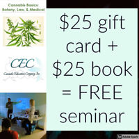 Professional Seminar on Cannabis: Growing, Law, and Medical