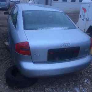 2000 audi A6 for parts all whole Strathcona County Edmonton Area image 3