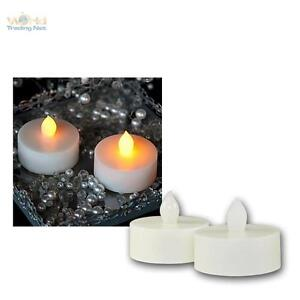 2 set led tea light extra large flickering tealight for Y h furniture trading