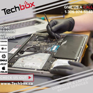 Computer/Laptop/Mac services! Data back up, screen repair & more