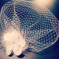 Bridal and formal event accessories