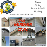 Get your SIDING repairs done Quick & Easy. Book Now! 403-278-770