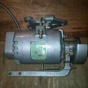 Electric motor 1/3 hp  Kitchener / Waterloo Kitchener Area image 2