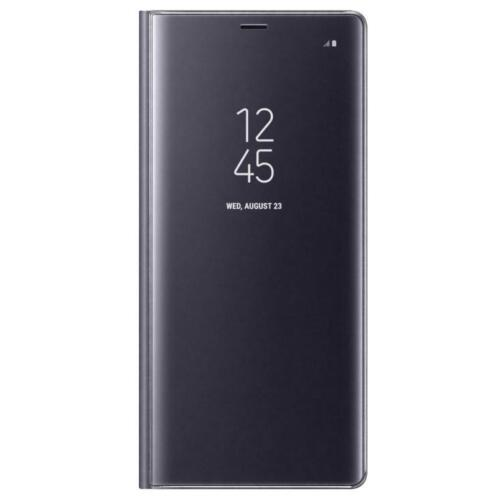 Galaxy Note8 Clear View Standing Cover grijs EF-ZN950CVEGWW