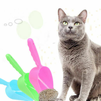 Food Scoop Cup Dog Cup Cat Scooper Plastic Dry Feeder Pet
