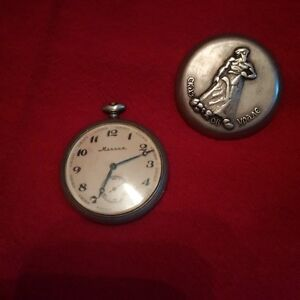 Old Russian PocketWatch antique