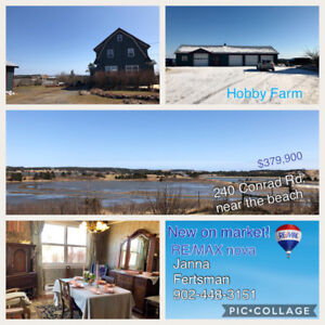 Hobby Farm for sale in HRM - Lawrencetown - Janna at RE/MAX nova