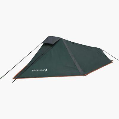 Highlander Blackthorn Hunters Green Military 1 Man Tent Bivi Shelter Military