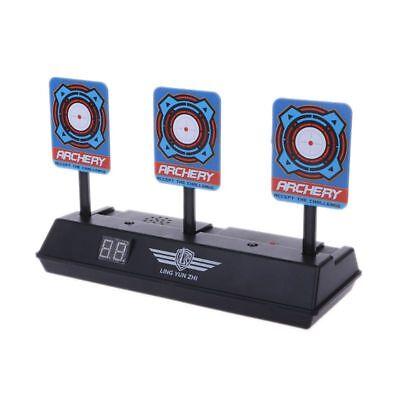 Auto-Reset Electronic Scoring Target For Nerf N-Strike Elite/Mega/Rival Series