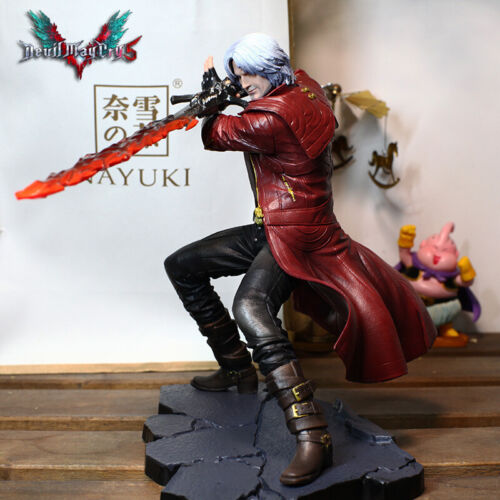 Anime ARTFX J Devil May Cry 5 Dante 1//8 Scale PVC Figure New Toy No Box 25cm