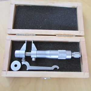 2 Inside Micrometer 0''-1'' and 1''-2''