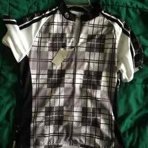 Brand New Mens Medium Bike Jersey