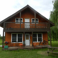 Beautiful cabin for rent