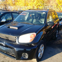 2004 Toyota RAV4 just arrived at Pic N Save!