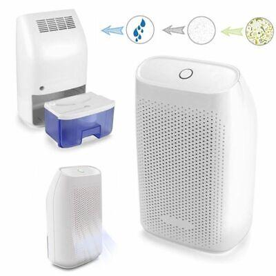Elektrischer Luftentfeuchter 500ml Mini Bautrockner Raumentfeuchter Entfeuchter
