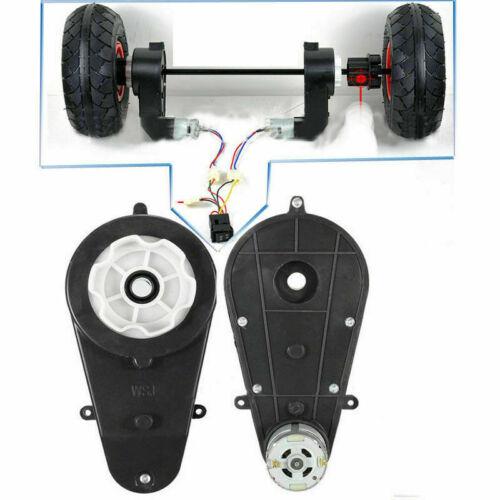 2x 2V 30000RPM Getriebe mit Motor für Kinderfahrzeuge Elektro Auto Kinderauto DE
