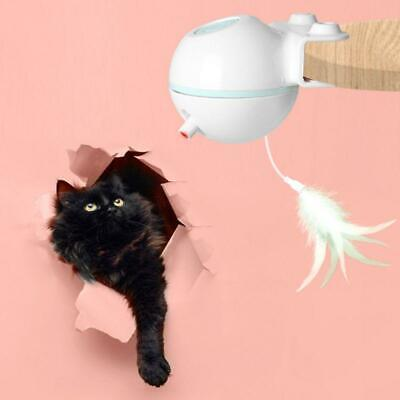 Electric Cat Chase Toy Automatic Rotating Laser Pointer Inte
