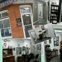 Prime Downtown Location! Hair Stylist! Choose Your own hours!