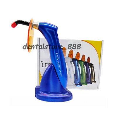 5w Dental Led Curing Cure Lamp Light Wireless Cordless 1500mw Woodpecker Style