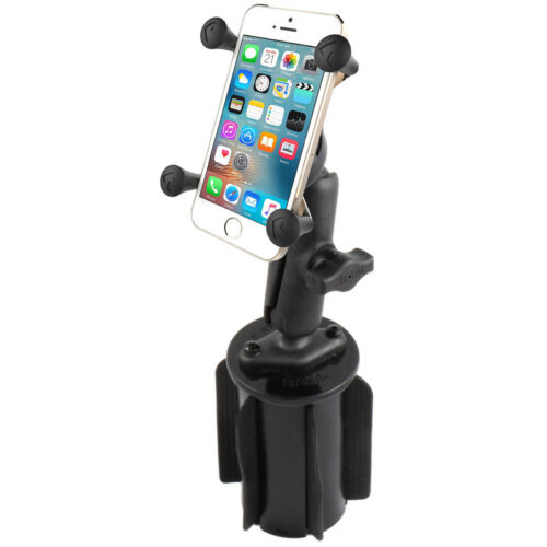 RAM Mounts  Ram-A-Can Ii Universal Cup Holder Mount with