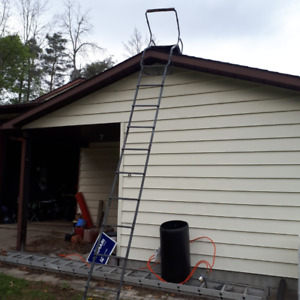 15 ft hunting ladder stand
