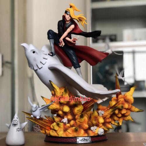 UTS Naruto Deidara Resin Model Painted Statue 1/7 Scale Akatsuki Series In Stock