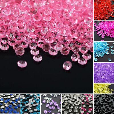 4.5 mm Diamond Table Confetti For Wedding Bridal Shower Party Decoration - Decoration For Bridal Shower