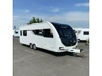 2019 Swift Elegance 645 Touring Caravan - 4 berth