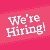 Hiring Sales Associate for a Busy Home Show at the Weekend