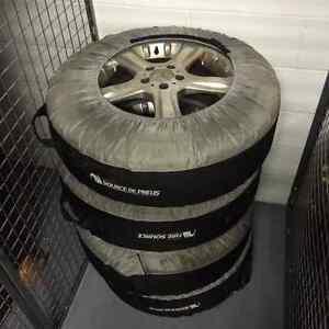 FREE - 2007 Mercedes ML320 Wheels + Michelin X-ICE Winter Tires