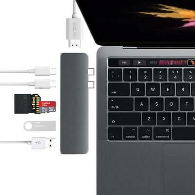 USB C Hub HDMI Adapter Dongle For MacBook Pro /Air 4K Type C