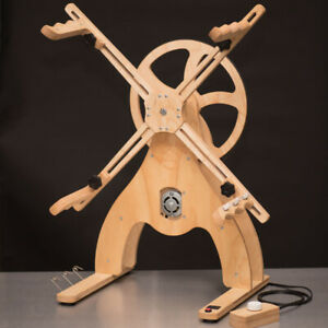 Electric Skein Winder & Double Swift - LIKE NEW!
