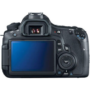Canon EOS 60D 18 MP CMOS Digital SLR Camera with 3.0-Inch LCD (B