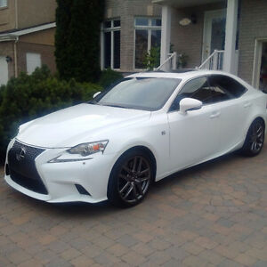 2015 Lexus IS 350 AWD F-SPORT  BAIL - LEASE 604.08 + TAX