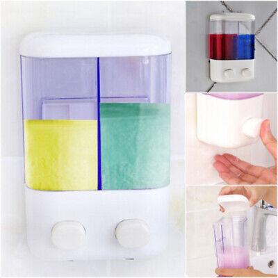 Zimmer Sanitizer (500ml Seifenspender Wandmontage Badezimmer Hand Sanitizer Dusche Shampoo)