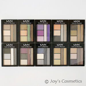 1 NYX Love in Florence eye shadow palette