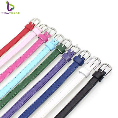 8mm DIY Genuine Leather Wristband Bracelet Fit 8mm Slide Charms /Slide Letters](Diy Letters)