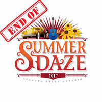 VENDORS WANTED FOR  - END OF SUMMER DAZE EVENT