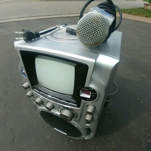 KARAOKE machine set-$15