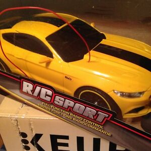 mustang rc , camion