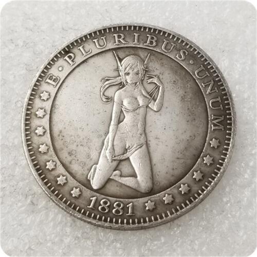 Hobo Coin sexy naked girl  (873) (DASH) COPPER