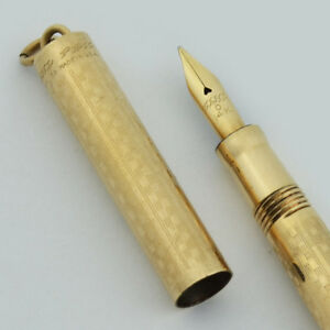 Vintage Wahl Ring Top Fountain Pen