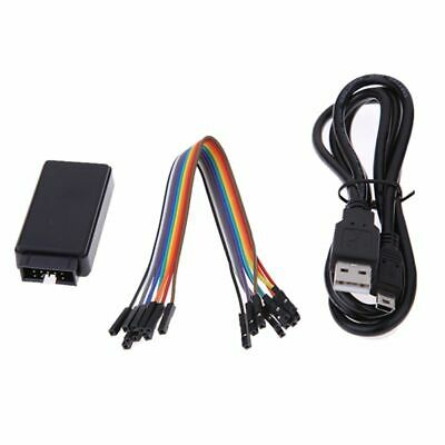 Pro 24MHz 8-Kanal-USB-Analyser Saleae 8-Kanal-Logikanalysator für MCU ARM-FPGA