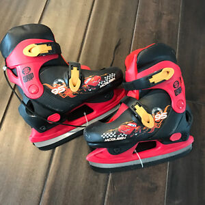 Patins flash mcqueen 1-2
