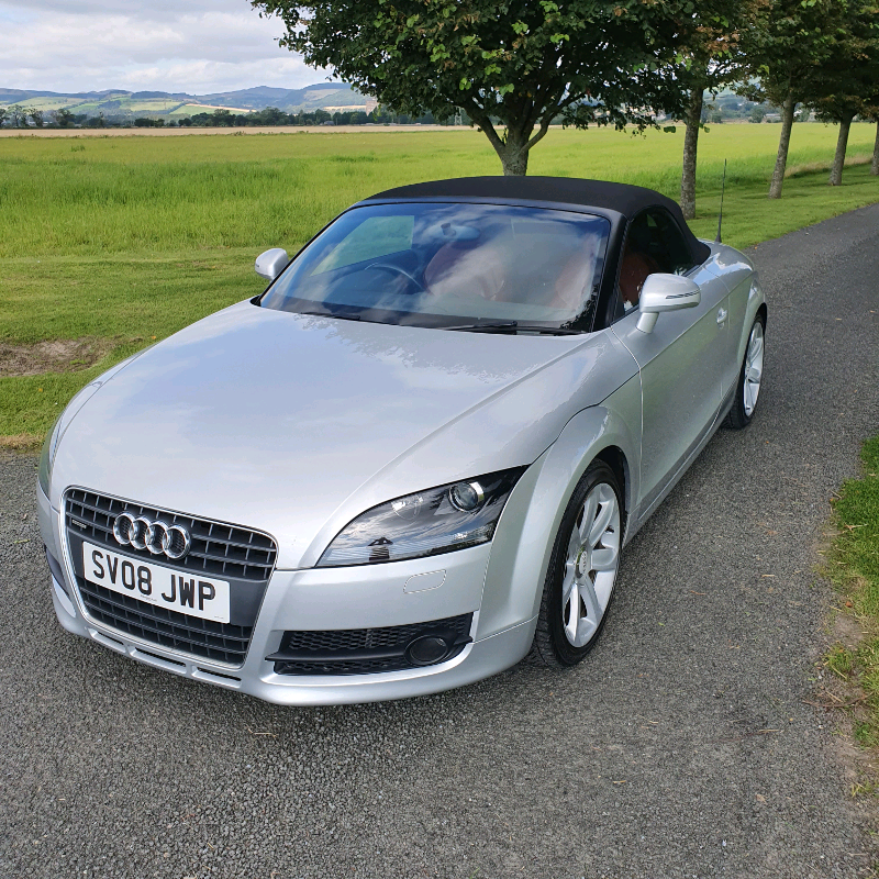 Audi TT 2 0 TDI 170 quattro Roadster Cabriolet may swap px | in Perth,  Perth and Kinross | Gumtree